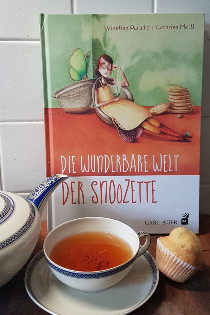 """""""Die wunderbare Welt der Snoozette"""" von Valentine Paradis und Caterina Metti"""