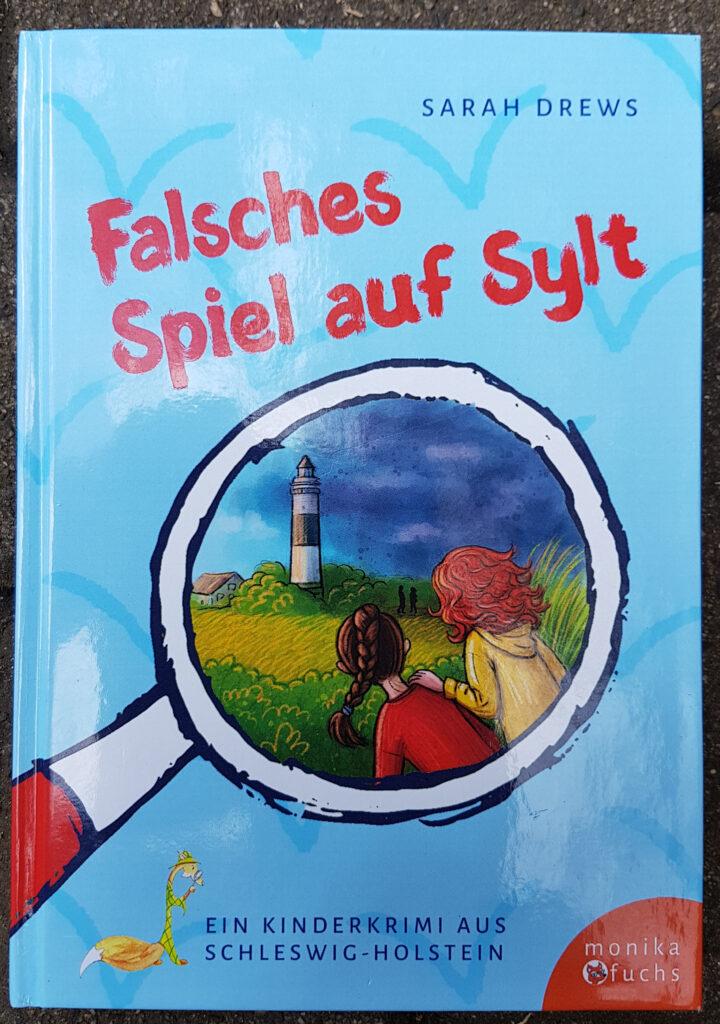 """""""Falsches Spiel auf Sylt"""" von Sarah Drews"""