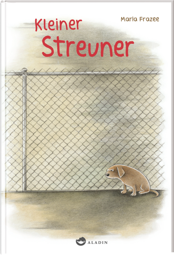 """""""Kleiner Streuner"""" von Marla Frazee (Aladin Verlag)"""