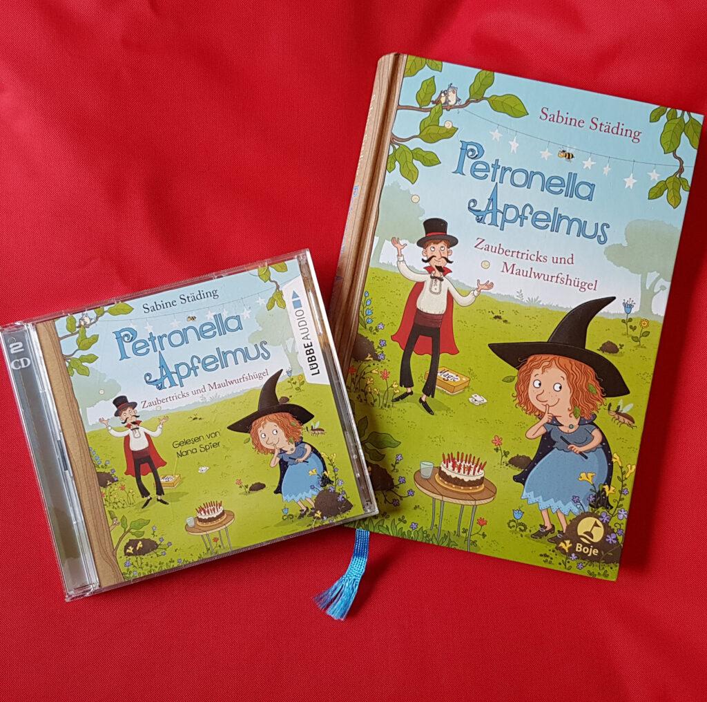 Petronella Apfelmus (Band 8): Zaubertricks und Maulwurfshügel