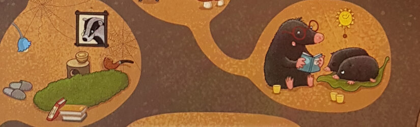 "Petronella Apfelmus Band 8: ""Zaubertricks und Maulwurfshügel"""