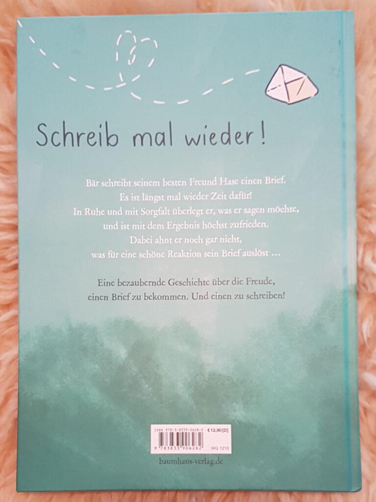 """""""Post für Dich"""" von Sophie Schoenwald und Anita Schmidt"""