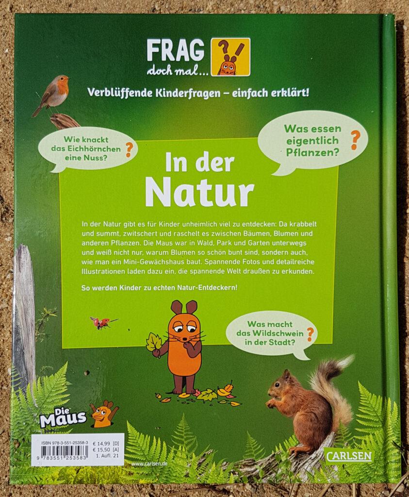"""Frag doch mal die Maus: """"In der Natur"""""""