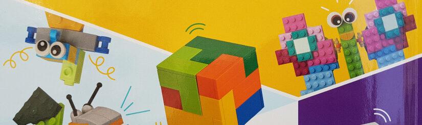 """""""Das LEGO® Spiele Buch: 50 lustige Denkspiele, Rätsel, Puzzle und Bauduelle"""""""