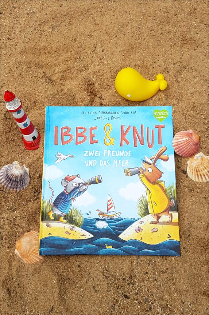 """""""Ibbe & Knut - Zwei Freunde und das Meer"""" von Kristina Scharmacher-Schreiber und Caroline Opheys"""