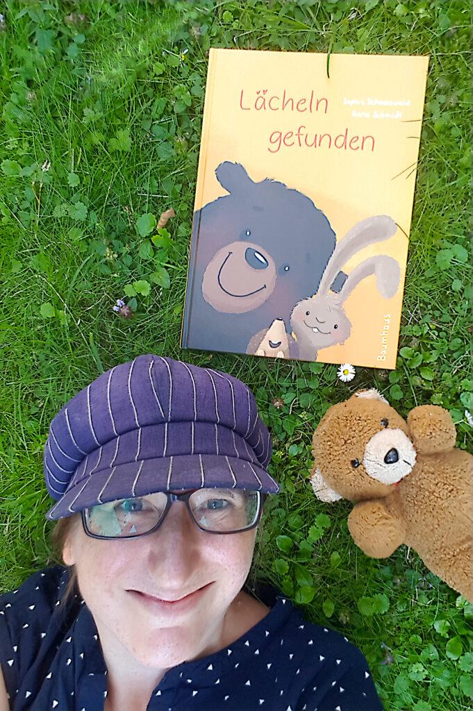 """""""Lächeln gefunden"""" von Sophie Schoenwald und Anita Schmidt"""