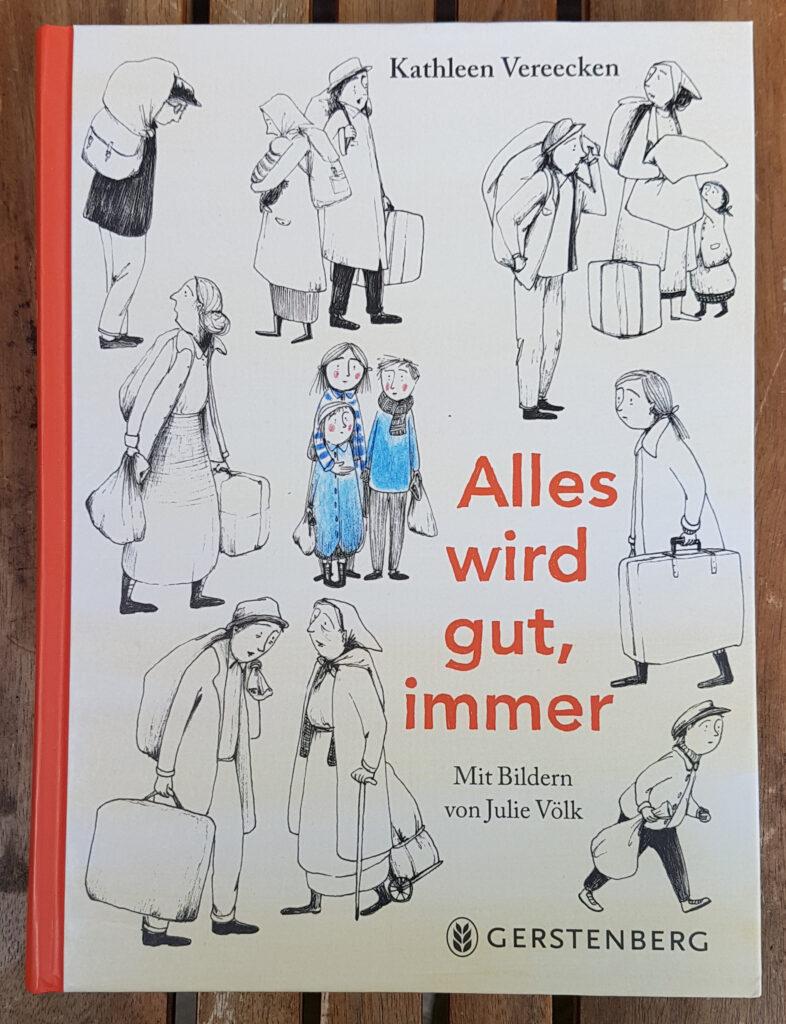 """""""Alles wird gut, immer"""" von Kathleen Vereecken und Julie Völk"""