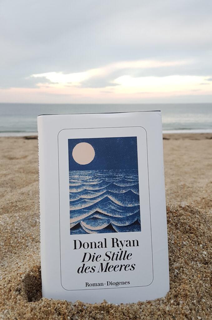 """""""Die Stille des Meeres"""" von Donal Ryan"""