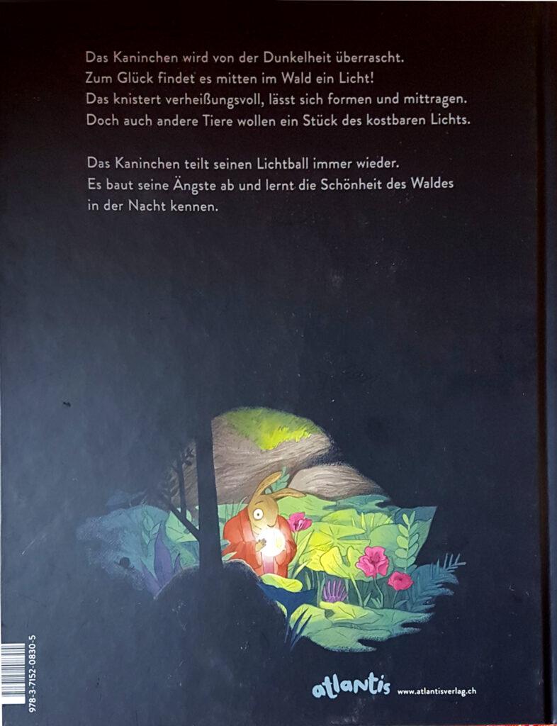 """""""Ein Licht im Wald"""" von Raphaël Kolly"""